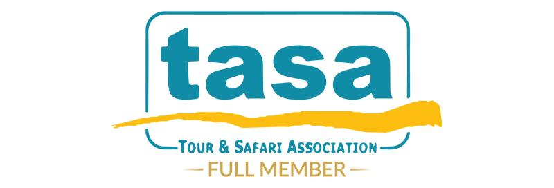 We are a member of TASA (Tour and Safari Association of Namibia)